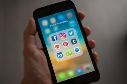 Social media apps that are used at the workplace